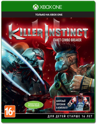 killer instinct xbox one обзор