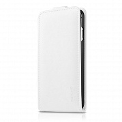 Чехол ITSKINS Milano Flap для iPhone 6 (white)