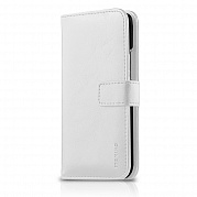 Чехол ITSKINS Wallet Book для iPhone 6 Plus (white)