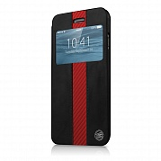 Чехол ITSKINS Visionary Drift для iPhone 6 (black / red)
