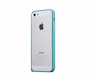 Бампер Rock Slim Guard Series для iPhone 5/5s (бирюзовый)