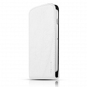 Чехол ITSKINS Milano Flap для iPhone 6 Plus (white)