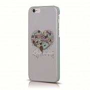 Чехол ITSKINS Hamo для iPhone 6 (white2)