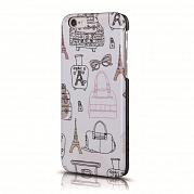 Чехол ITSKINS Hamo для iPhone 6 (white3)