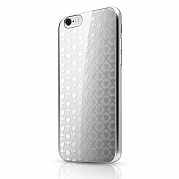 Чехол ITSKINS KROM для iPhone 6 Plus (silver)
