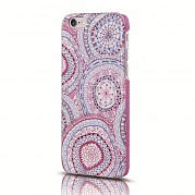 Чехол ITSKINS Hamo для iPhone 6 (baroque pink)